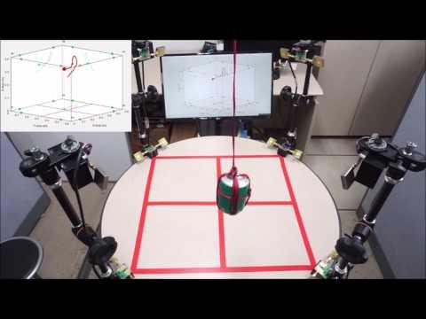 3D Positioning and Tracking using IR-UWB Radars, May 2017
