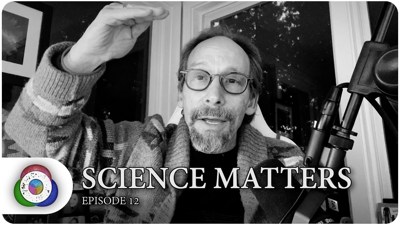 Science Matters with Lawrence Krauss: episode 12