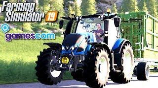 Farming Simulator 19 - Analiza zwiastuna na Gamescom!