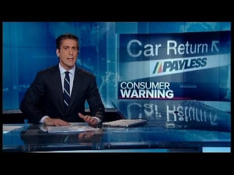 Payless Car Rental Lawsuit