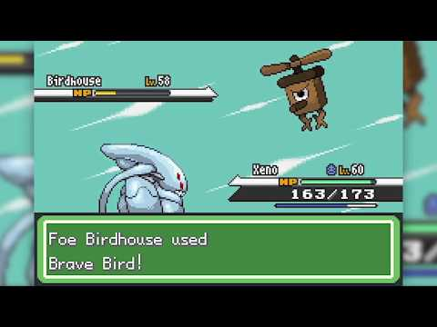 Pokemon Clover - VS Lil' Bro (Encounter #2)
