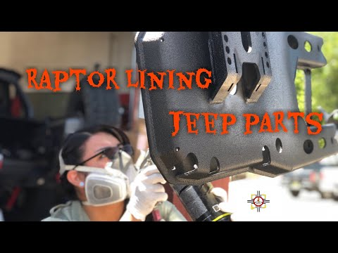 HOW TO RAPTOR LINE JEEP PARTS