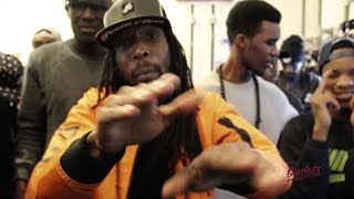 Jammer, Stormzy, Novelist, Youngs Teflon & more Gigslutz Cypher [EXCLUSIVE]