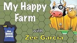 My Happy Farm Review - with Zee Garcia