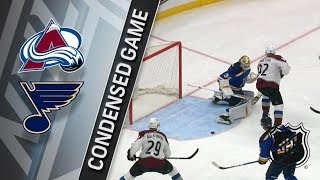 Colorado Avalanche vs St. Louis Blues – Mar. 15, 2018 | Game Highlights | NHL 2017/18. Обзор
