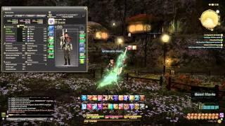 Final Fantasy 14: A Realm Reborn | 💡 Tipps & Tricks Inventar & Set Einstellungen 2/4|Interface Guide