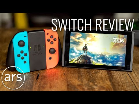 Nintendo Switch Review: Your New Favourite Handheld | Ars Technica