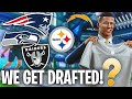 WE GET DRAFTED! MAKAILA PICKS THE TEAM! Madden 21 Face Of the Franchise Ep.4