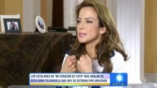Silvia Navarro lista para derretir a Jorge Salinas en MCET