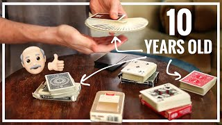 How to keep your PLAYING CARDS EXTRA FRESH!!