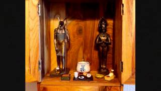 A Tour of Kemetic and Egyptian Pagan Shrines Thumbnail