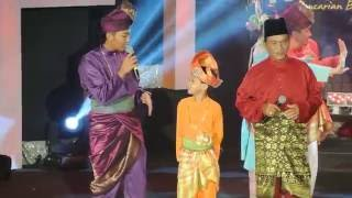 Dondang Sayang 3 Generasi - Kiki , Khai Fitri Dan Pak Abbas.