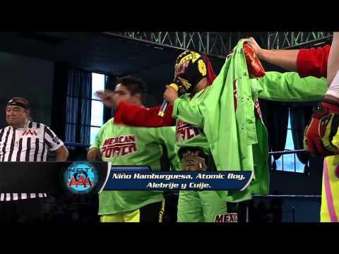 Noti AAA - Tehuacán AAA Sin Límite - Lucha Libre AAA -