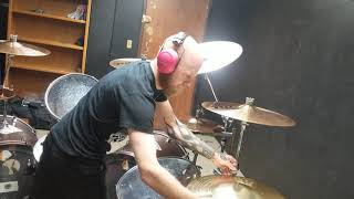"""HCS 18"""" Big Bell Ride, Meinl. Trying it out."""