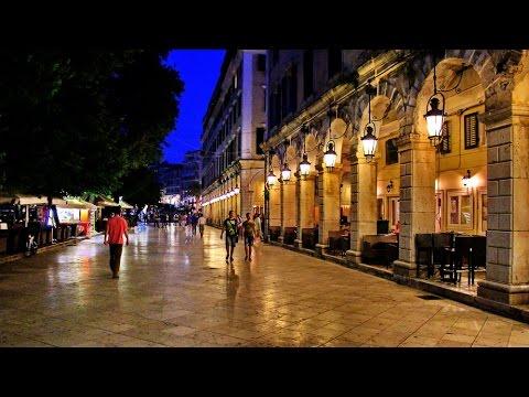 Corfu Greece Corfu Town AtlasVisual YouTube