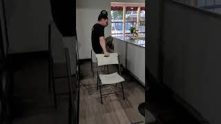 Lunch Break Jutsu (push day)