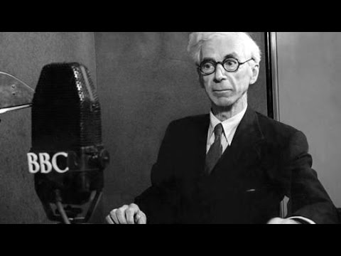 Bertrand Russell  - Argument Against Religion