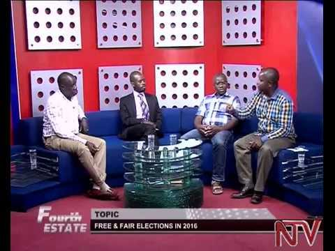 Fourth Estate: Are free and fair elections possible in Uganda