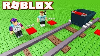 Roblox Adventures - MAKE AN EASY CART RIDE IN ROBLOX! (Cart Ride Tycoon)