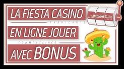 La Fiesta Casino en Ligne Jouer (Bonus 15 Euros)