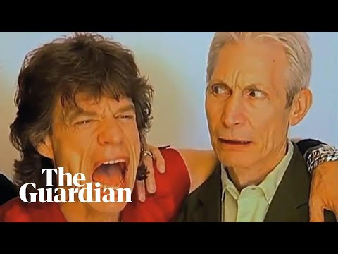 Watch the Rolling Stones' tribute to Charlie Watts