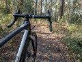 Cross vs Gravel Bike - Riding Singletrack