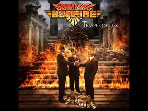 Bonfire - Temple of Lies (album)