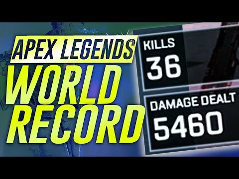 Watch Overwatch pro Mendo set a record with 36 solo kills in Apex Legends | PC Gamer