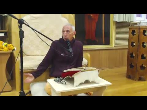 Шримад Бхагаватам 4.19.28 - Дамодара Пандит прабху