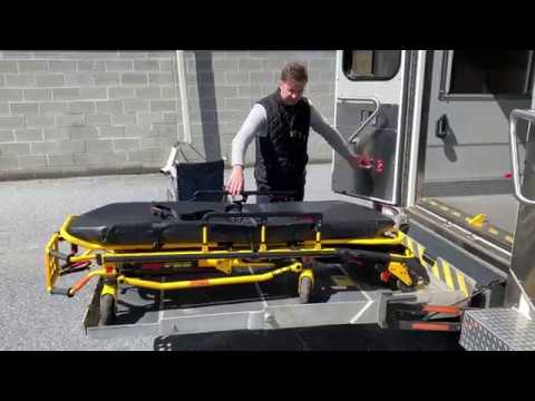 NICU Ambulance With MACs Bariatric Lift - For Sale Used Ambulance 2012 Ford Medtec Ambulance