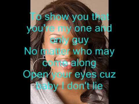 Spotlight by Jennifer Hudson lyrics