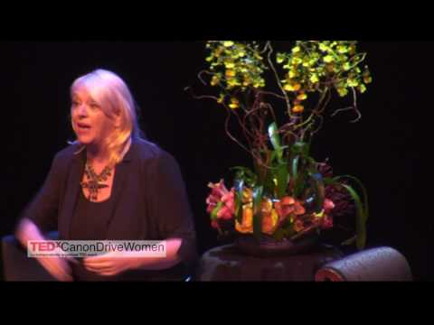 IT IS ABOUT TIME TO BE THE CREATOR OF CHANGE | Linda Cruse | TEDxCanonDriveWomen