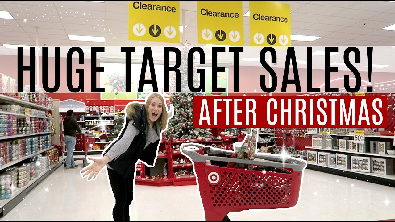 After Christmas Clearance 2017