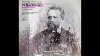 Svetlanov conducts Tchaikovsky - Serenade for Strings, Op. 48: First Movement [Part 1/4]