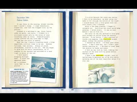 Antarctic Journal: Four months at the bottom of the world - AR read aloud Accelerated Reader Channel