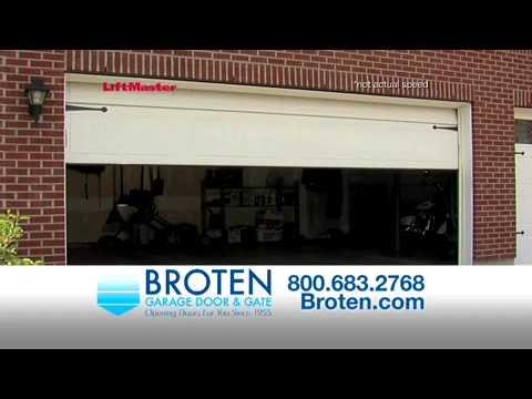 Broten Garage Door U0026 Gate Rebate On LiftMaster Garage Door Openers