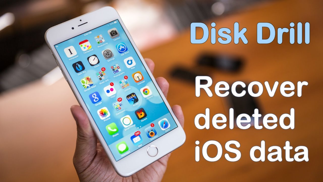 How to Put iPad in Recovery Mode and Recover Lost Files