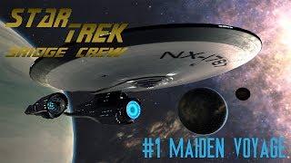 Star Trek Bridge Crew #1 - Maiden Voyage