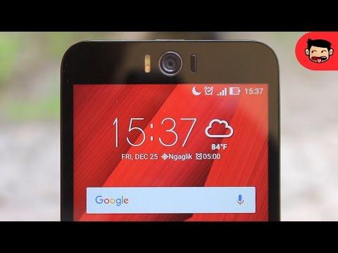 Review Asus Zenfone Selfie - Selfie Tambah Ganteng