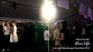 Blue Life - Stand By Me - Kirschfest 2012 in Naumburg (Live)