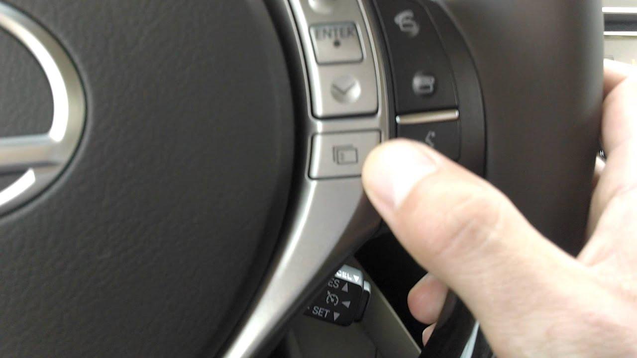 Lexus-Sonar Park Assist-RX350