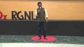 Zakir Khan Construction of a Joke TEDxRGNUL