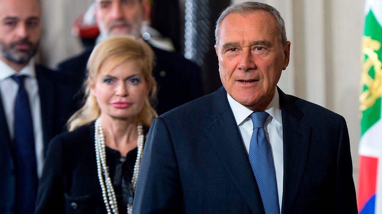 Presidente del senato della repubblica sen dott pietro for Senato repubblica