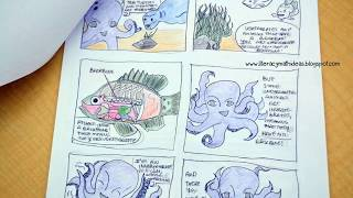 Transform Science and Social Studies Topics into Graphic Novels