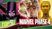 5 Marvel-Schurken die nach Avengers Endgame in Phase 4 wichtig werden