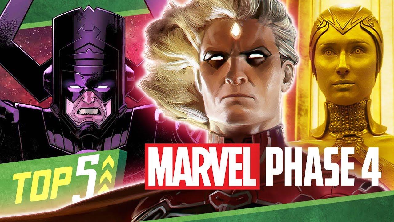 5 Marvel Schurken Die Nach Avengers Endgame In Phase 4 Wichtig