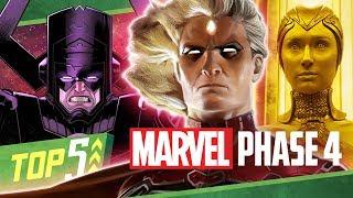 5 MarvelSchurken die nach Avengers Endgame in Phase 4 wichtig werden