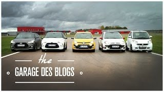 Twingo RS Smart Brabus Punto Evo DS3R Veloster Turbo Garage Des Blogs S01E01