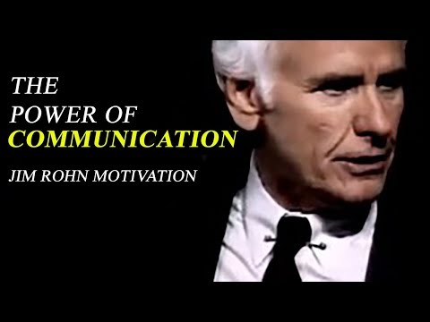 How To Communicate Effectively With People - Tips For Good Communication | Jim Rohn