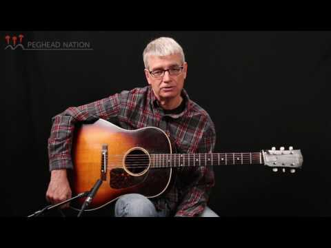 Peghead Nation's Intermediate Flatpicking Course With Scott Nygaard